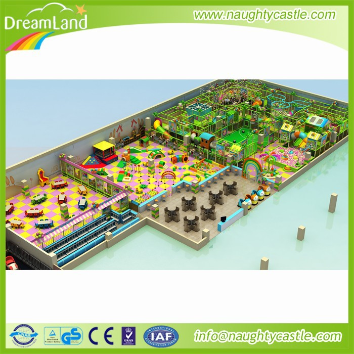 Shopping center kids indoor play centre equipment for sale