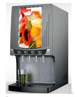 Iced and Cold Concentrated Juice Dispenser (with LED panel) (LJ503)