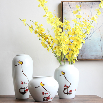 Types Of Home Decor Table Decorative Chinese Porcelain Flower Vase & Types Of Home Decor Table Decorative Chinese Porcelain Flower Vase ...