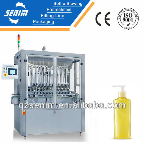 SM-LP Automatic body lotion processing machinery