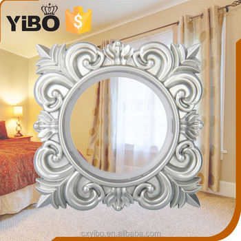 Yibo Square Abs Plastic Crystal Bling Home Decor