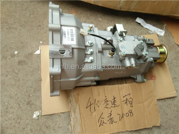 Chinese Car Auto Spare Parts Zotye 2008 Gearbox Transmission