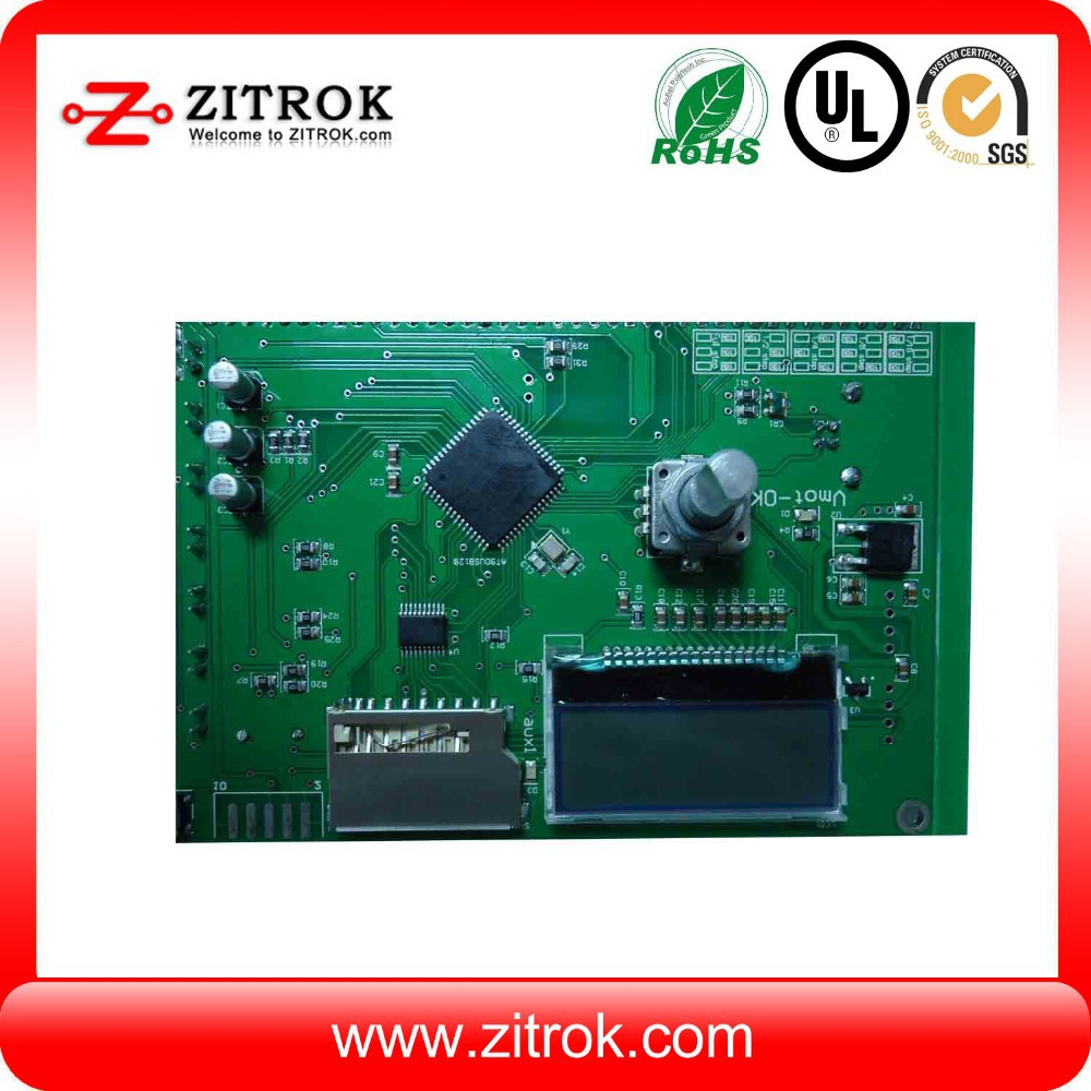 Timer Circuit Board/Electronic Timer Pcb Board