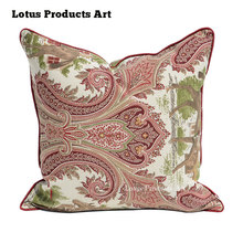National Ethnic Style Cushion Shabby Chic Vintage Rustic Home Decor