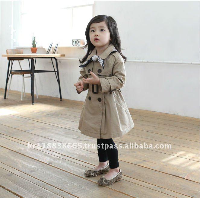 Girls Trench Coat - Buy Trench Coat,Girls Coat,Coat Product on ...