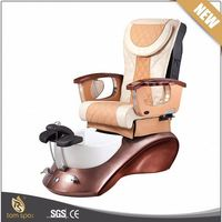 TS-1230 factory price nail salon equipment massage foot spa pedicure chair