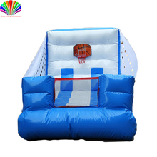 2018 new cheap birthday party inflatable Basketball Shooting Game