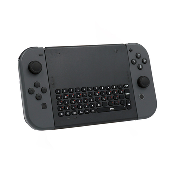 f1d4c0a5232 Dobe 2.4G Wireless Keyboard Keypad with Holder for Nintendo Switch Joy-Con  Controller