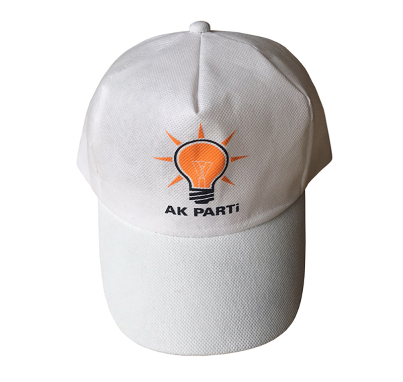 ca2c7f7f1e3 Cheap Promotional Baseball Campaigh Cap Hat For Turkey Election With Logo  Printed