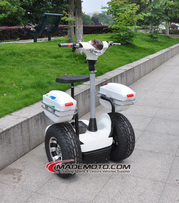 Best Hot Selling 500w self balancing electric scooter for police use