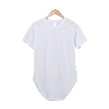 Chine Fabricant Blanc De Sublimation 100% Polyester Dame Blanc <span class=keywords><strong>T</strong></span> <span class=keywords><strong>Shirt</strong></span> <span class=keywords><strong>Femmes</strong></span>