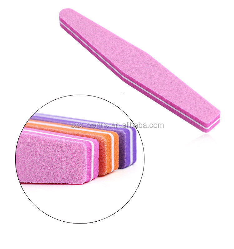 high quality sponge file for manicuring nails