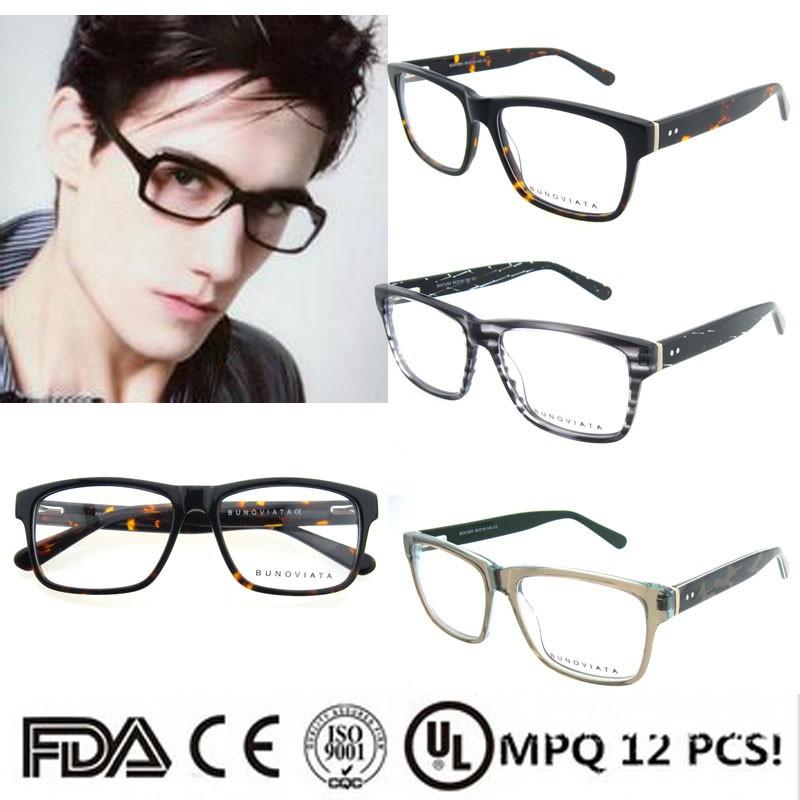 Nueva tendencia mejor diseñador de venta anteojos recetados marcos ...