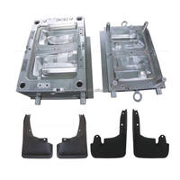 Designed product plastic mould injection plastic auto parts