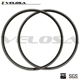 Velosa Toray T700 Carbon Fiber 27.5r carbon tubeless hookless XC mtb rims width 27mm beadless 650B 27.5er XC mountain bike rim