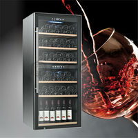 commercial storage red wine cellar
