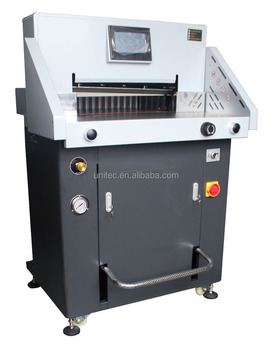Wholesale Hydraulic and programmable paper cutting machine electric paper cutter