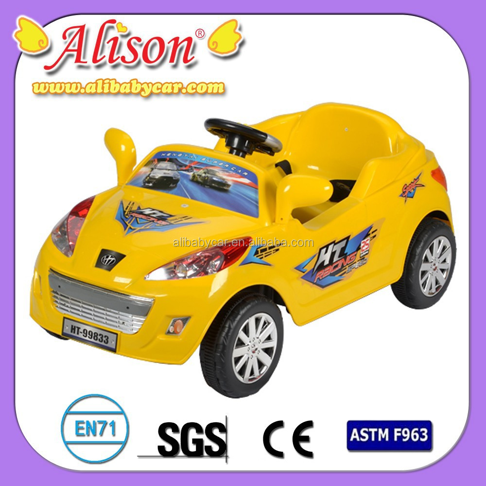 New Alison C31015 childrens cars good look electric car