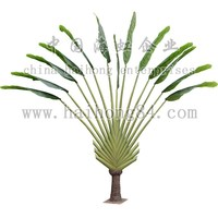 2015 indoor or outdoor natural touch artificial 1-5m artificial banana tree,artificial traveller palm