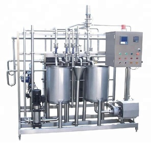 Small scale milk process plant/frozen yogurt making machine