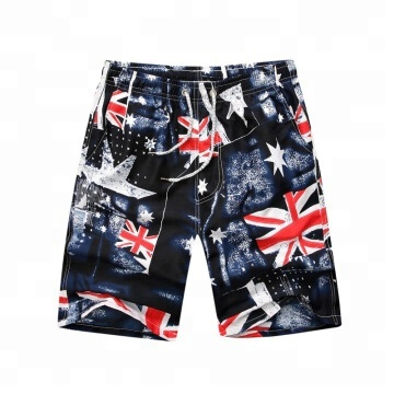 Groothandel Laatste Mode Custom Swim Wear Beach Sport Trunks Broek