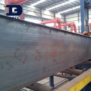 Custom Weld Industrial Building Steel Structure Q345b Q235