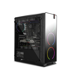 2019 Hot Selling Computer Case OEM Cheap ATX PC Game Case