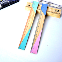 High quality hot selling OEM promotion wood ruler