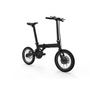OEM lithium e-bike battery operated small customize folding electric bike