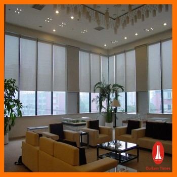 Curtain Times Professional Factory Motorized Vertical Blind Track ...