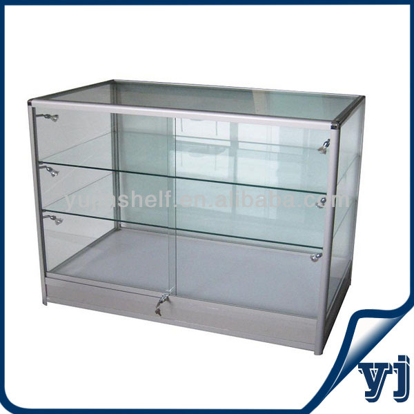 One Meter Tall Gl Display Case 3