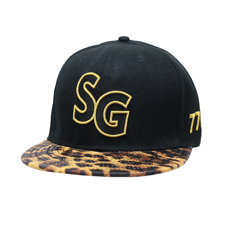 Guangzhou Factory Sell 6 Panel Flat Brim Yankees Hat