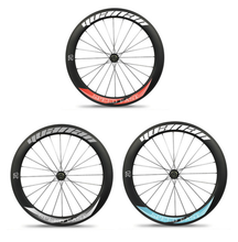 3 Years warranty road race tubelss wheels Aero rims spoke chinese oem wheel 700c bike wheels 60mm for road bikes