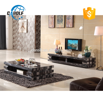 Full marble living room furniture series