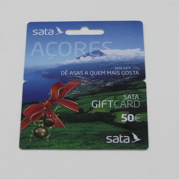 Offset Printing Pvc Itunes Gift Card