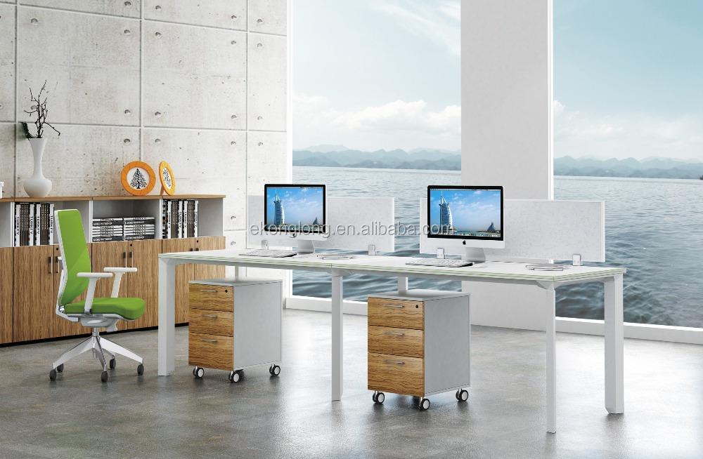 중국 사무실 가구 카운터/워크 스테이션/현대 사무실 칸막이 ...
