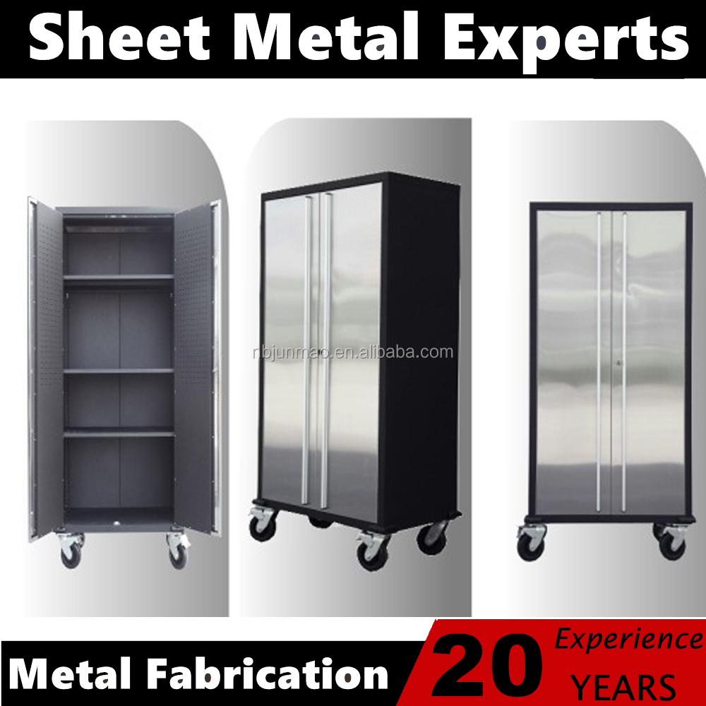 Professional Manufacturer Metal KD garage cabinets for usa market