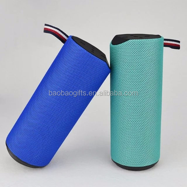 OEM High Quality 5W Speaker Bluetooth Wireless Outdoor Fabric Speaker new products