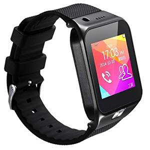 Efanr® 2015 Bluetooth Smart Watch Bracelet Exercise Smartwatch Running Wristbands Sports Watches Luxury Fitness Health Tracking System Wrist Watch Women Men Cell Phone Mate Partner Pedometer Step Walking Distance Calorie Counter Activity Tracker Sleep Monitoring Remote Control Sedentary Reminder