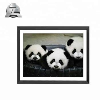 940 Wholesale Decorative 11 X 14 Black Aluminium Picture Frames