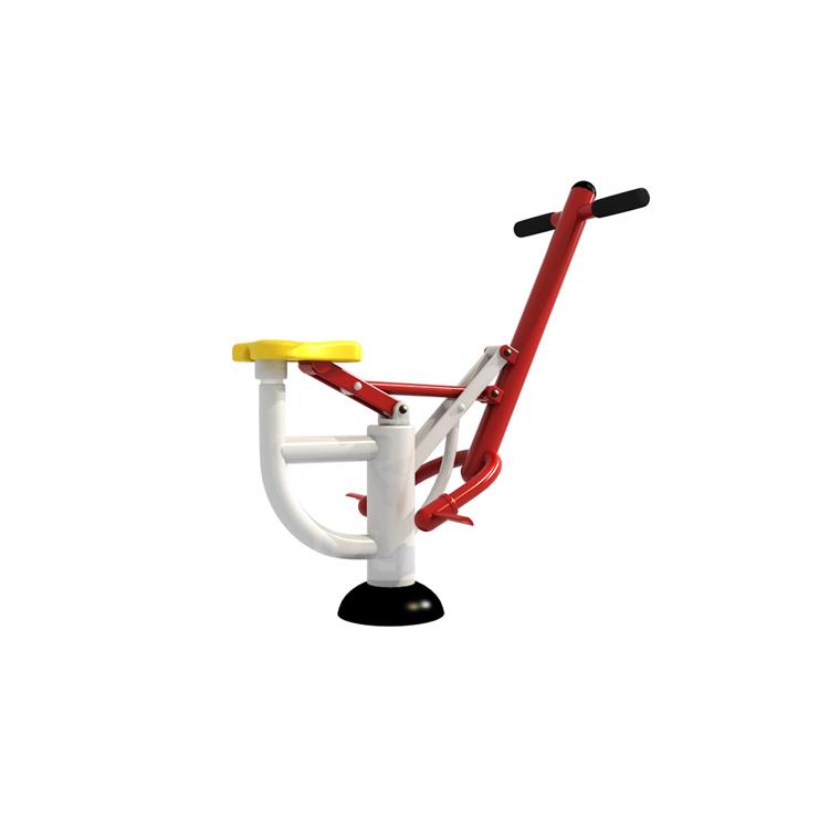 Single Rider For Adult Outdoor Fitness Equipment exercise body garden community fitness equipment