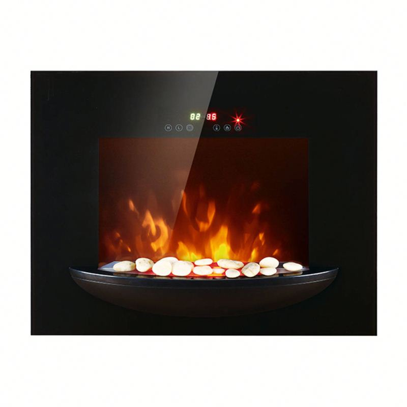 Marvelous Touch Screen Wall Mounted Led Electric Fireplace With Pebble Fuel Effect Buy Electric Fireplace Wall Mounted Fireplace Wall Mounted Electric Interior Design Ideas Gentotthenellocom