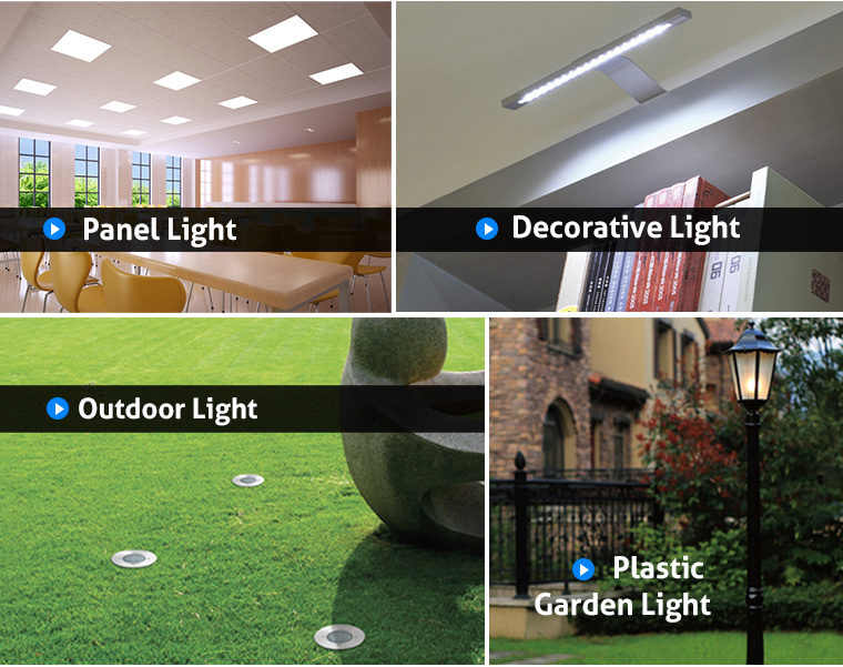 Plastic Round Modern Plastic Led Ceiling And Decorative Wall Light ...