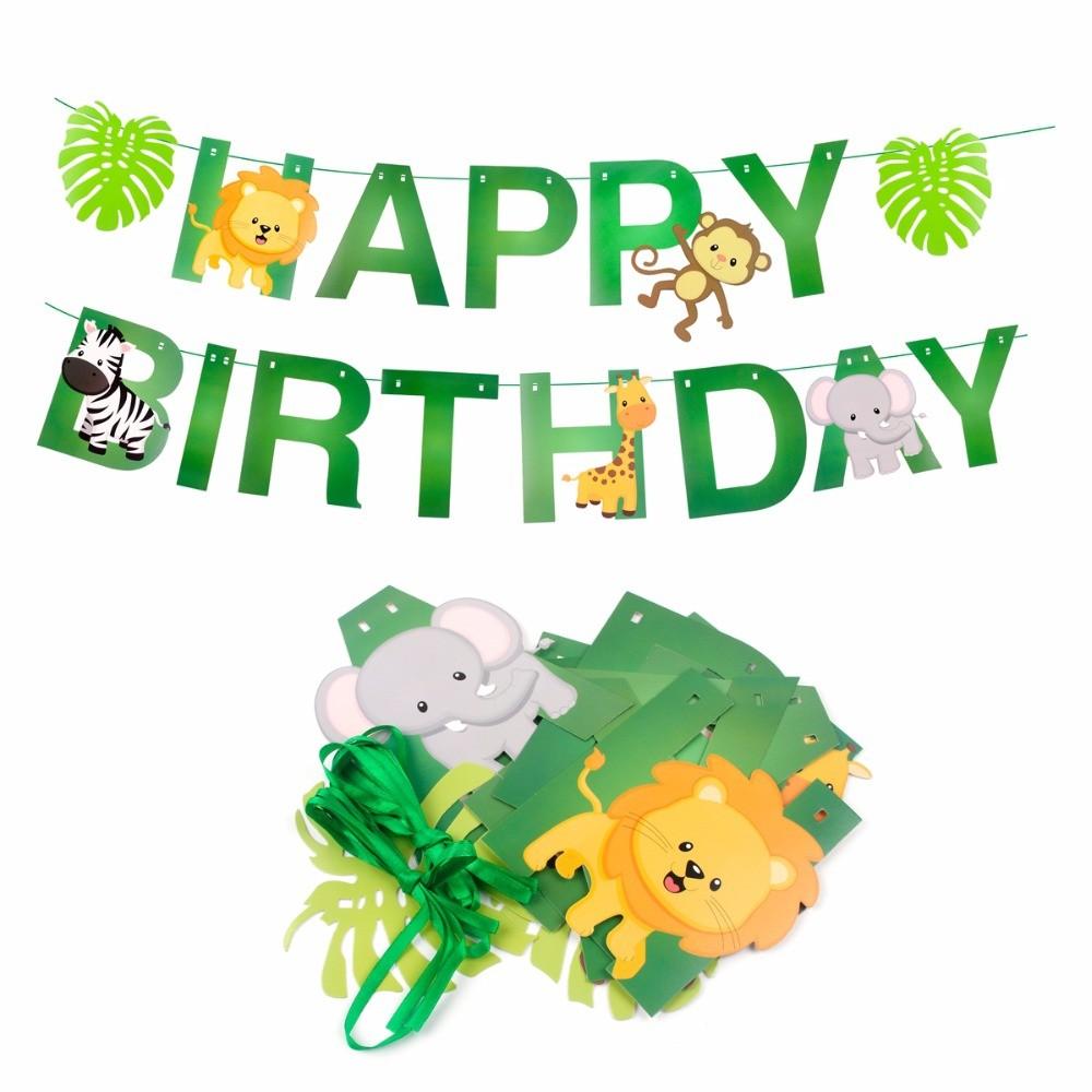 Large Green Tank Balloon Birthday Party Decoration Cartoon