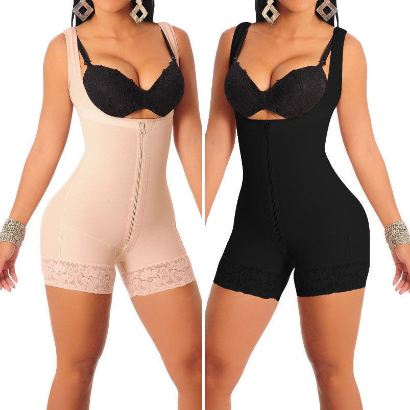 Fajas Reductoras Full Body Shaper Abnehmen Shapewear Body Post Chirurgie