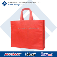 Big container promotion nonwoven tote bag for shopping