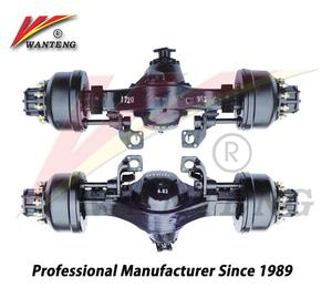 heavy duty truck golf cart axle with Casting Housing