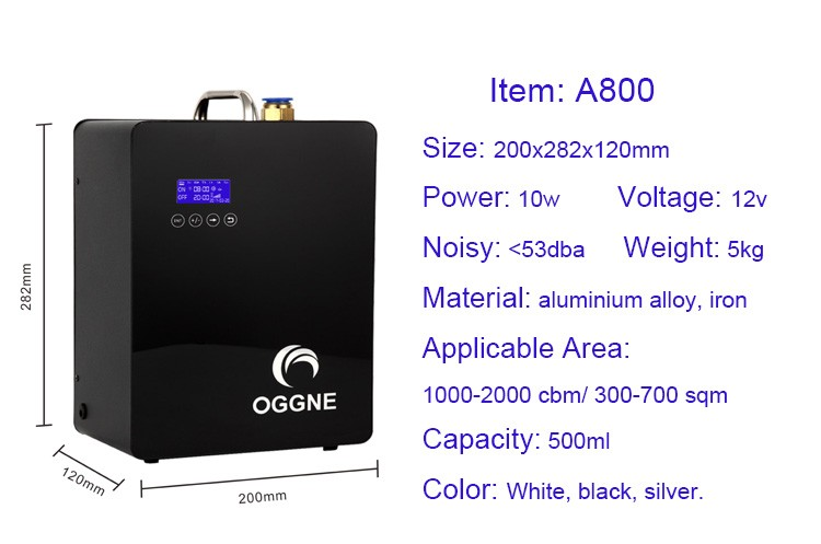 Electric Air Freshener 220v High Quality Scent Oil Hotel