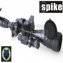6-24x50 optical riflescope rifle scope+4 type reticle red dot reflex sight red dot scope+infrared dot laser sight for air rifle