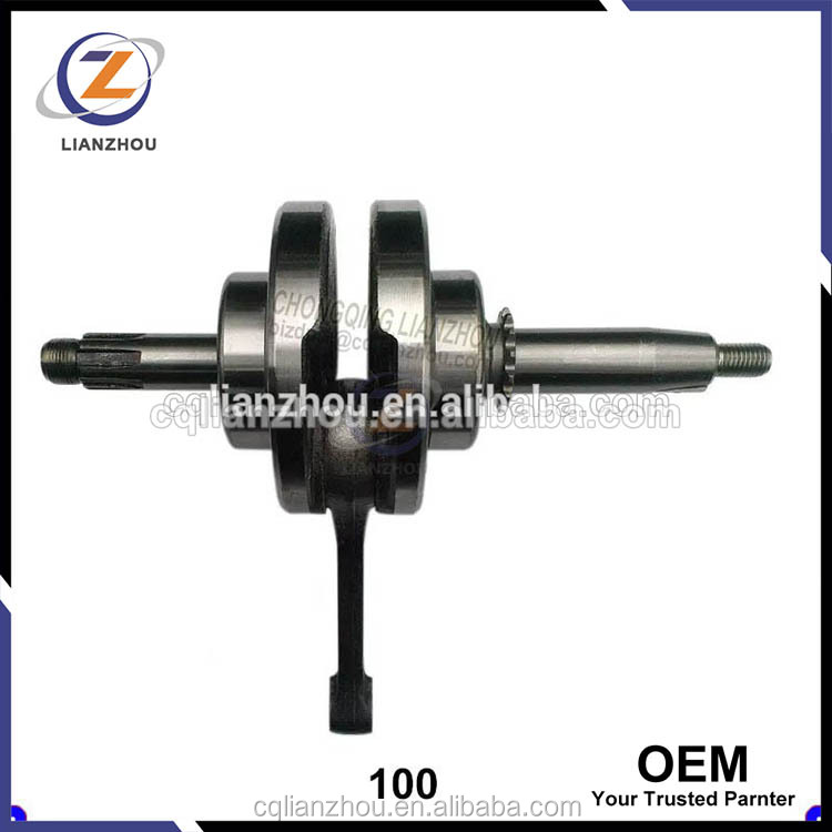 Factory Wholesales OEM 100cc Motorcycle Engine Crankshaft